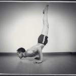 Scorpion Posture