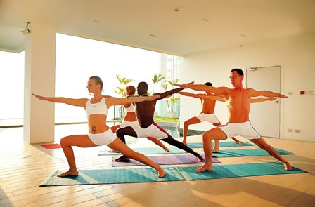 Ashtanga yoga in Pattaya