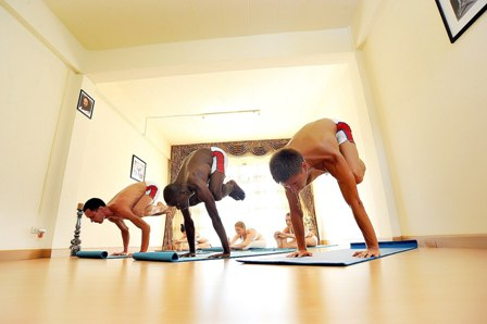 hatha yoga in pattaya  classes  yoga pattaya studio