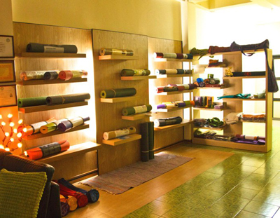 Yoga Shop in Pattaya