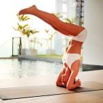 Yoga Teacher in Pattaya - headstand